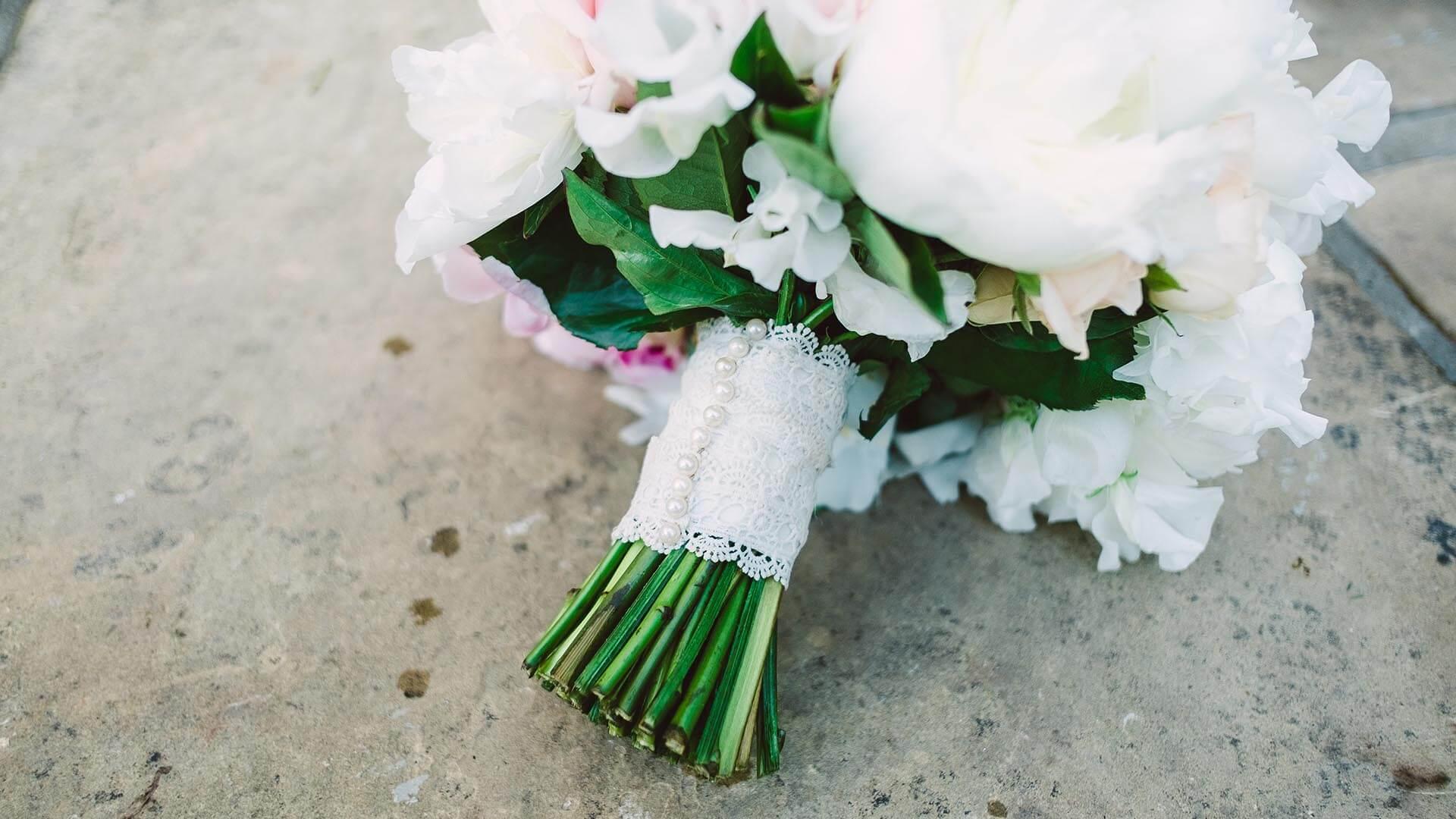 Dunedin Country House Wedding Flowers Lauren & Adam-004