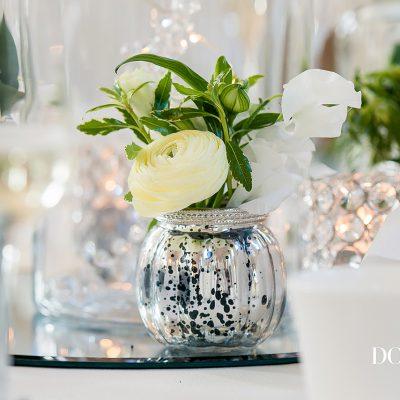 Ranunculus Pumpkin Vase