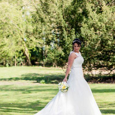 Rise hall Bride